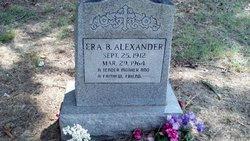 Era B Alexander