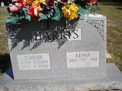 Johnnie W Harris