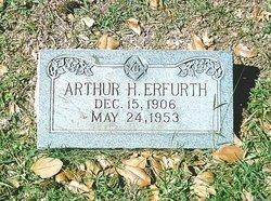 Arthur Herman Erfurth