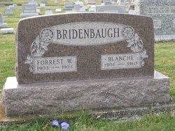 Blanche <I>Frazee</I> Bridenbaugh
