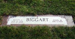 Betty Jean <I>Shaw</I> Biggart