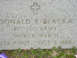 Donald R. Blacka