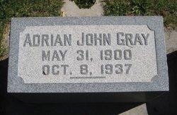 Adrian John Gray
