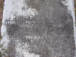 Lydia America <I>Jones</I> Council