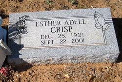 Esther Adell Crisp