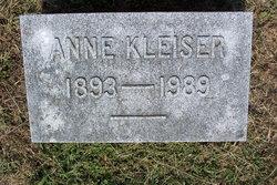 Anne Kleiser Ammerman