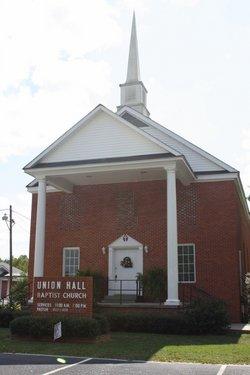 Union Hall Baptist Church Cemetery