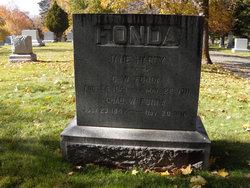 Jane <I>Hardy</I> Fonda
