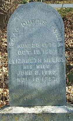 Elizabeth Schemerhorn <I>Melius</I> Fonda