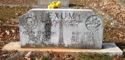 Mary Viola <I>Adamson</I> Exum