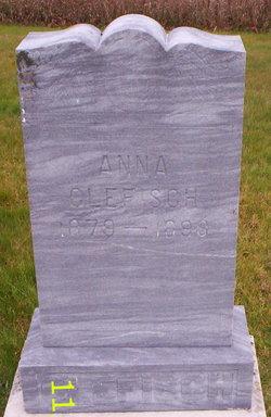 Anna Clefisch