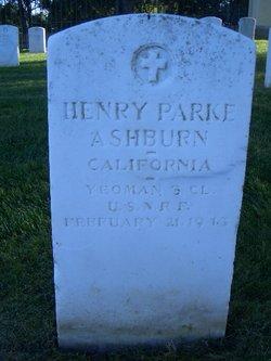 Henry Parke Ashburn