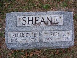 Rose Blanche <I>Copeland</I> Sheane