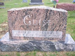 Curtis R Guise