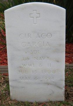 Ciriaco Garcia