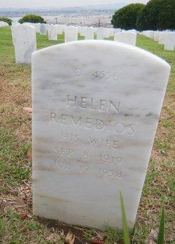 Helen Remedios <I>Remedios</I> Garcia