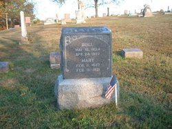 Mary Ann <I>Hamilton</I> Stevens