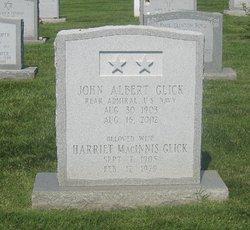 Adm John Albert Glick