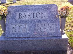 Estella Mary <I>Hann</I> Barton