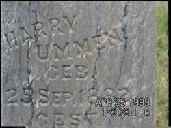 Harry Martin Ummen