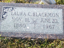 Laura Caroline <I>Hux</I> Blackmon