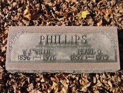 """William J """"Willie"""" Phillips"""