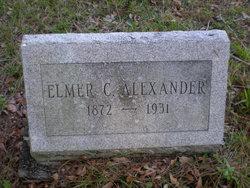 Elmer C Alexander