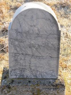 Virginia D. <I>Sparks</I> Baker