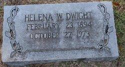 Helena <I>Weinberg</I> Dwight