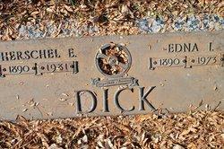 Edna Irene <I>Gwin</I> Dick