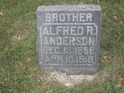 Alfred R. Anderson