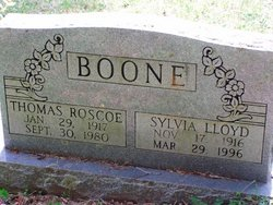 Thomas Roscoe Boone