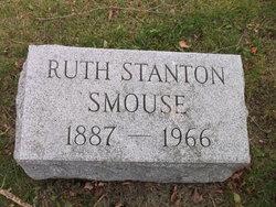 Ruth <I>Stanton</I> Smouse