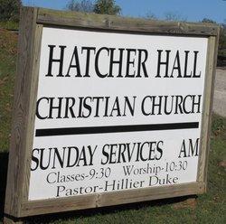 Hatcher Hall Cemetery