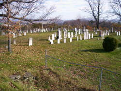 Abbott's Corner Cemetery #1
