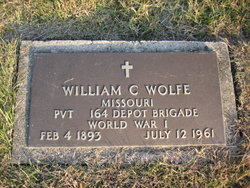 William Clarence Wolfe