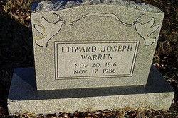 Howard Joseph Warren