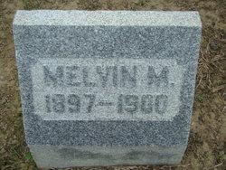 Melvin Monroe Oswald