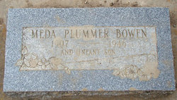 Meda Eleanor <I>Plummer</I> Bowen