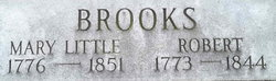 Mary <I>Little</I> Brooks