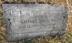 Gertrude <I>Baker</I> Waggoner