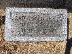 Saadi Assad Ferris
