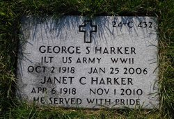 George S Harker