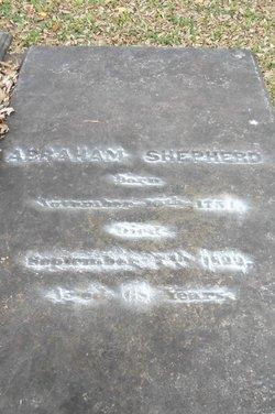 Capt Abraham Shepherd
