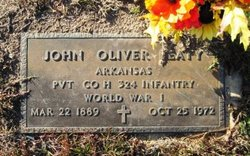 John Oliver Beaty