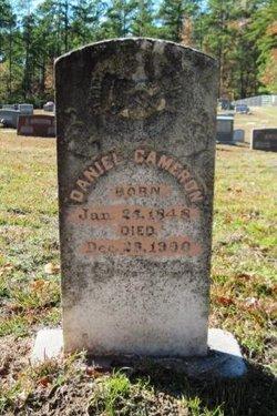 Daniel Marvin Cameron