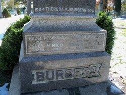 "Dr Henry W. ""Harry"" Burgess"