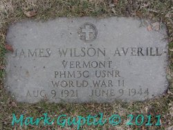 James Wilson Averill