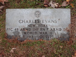 PFC Charles Evans