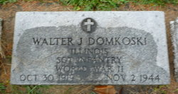Walter J. Domkoski